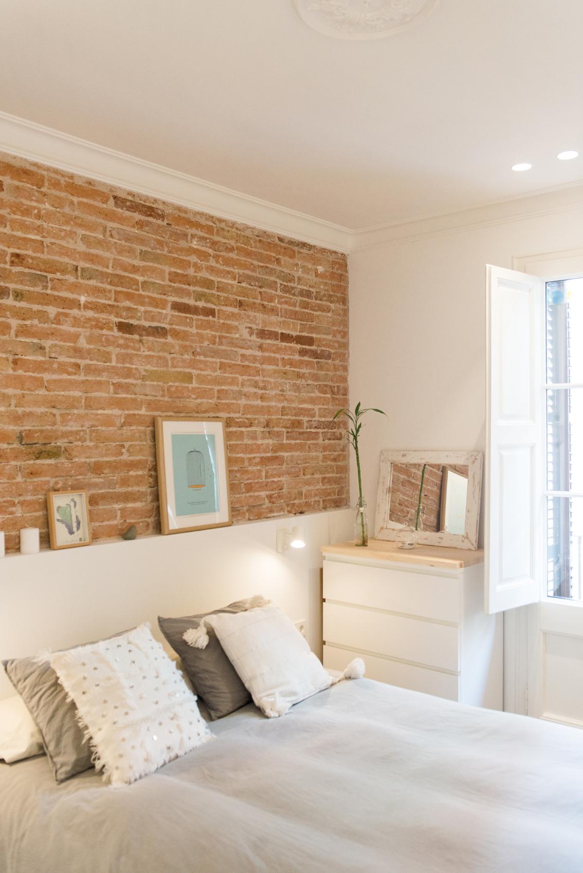 Reforma de un piso en el barrio de GraciaReforma de un piso en el barrio de Gracia